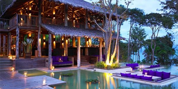 Resort Six Senses Yao Noi en el viaje Tailandia al completo