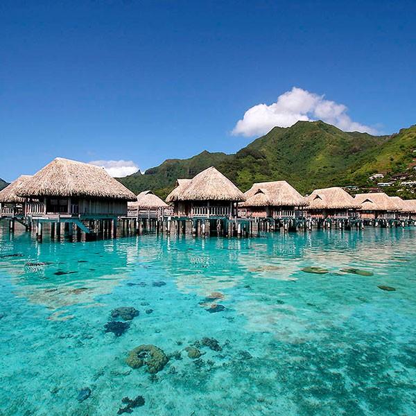 Sofitel Moorea Ia Ora Beach Resort en Polinesia Francesa