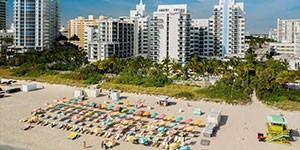 Hotel The Confidante en Miami Beach