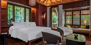 Resort 5 estrellas de lujo The Datai ideal viaje de novios en Malasia