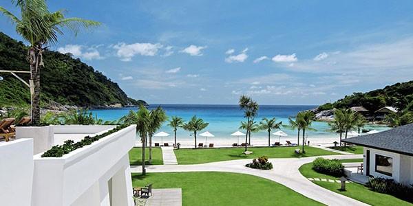 Resort The Racha en el sur de Tailandia