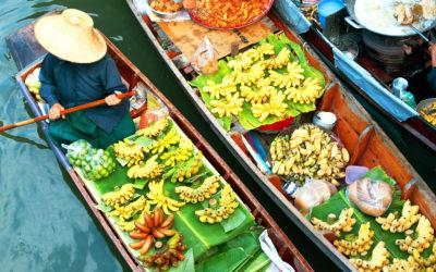 Turismo sostenible en Tailandia