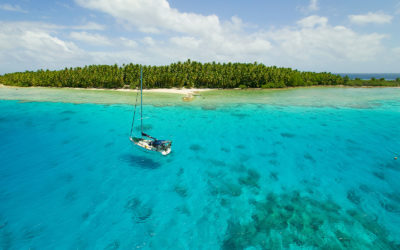 Lujo en Polinesia con crucero privado