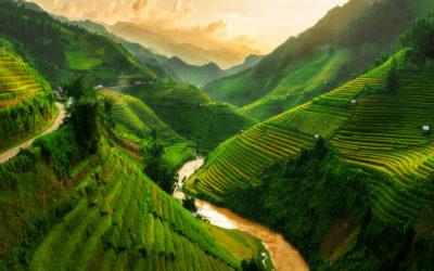 Vietnam, Camboya y playa