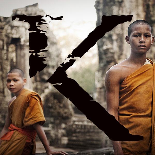 Viajes de aventura a Camboya KINSAI