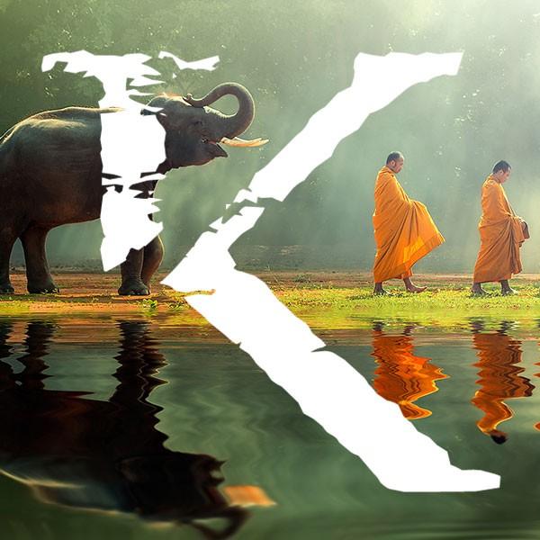 Combinado Tailandia Camboya KINSAI