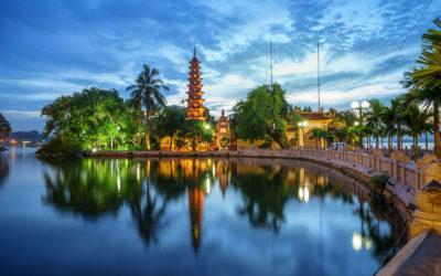 Combinado Vietnam y Maldivas