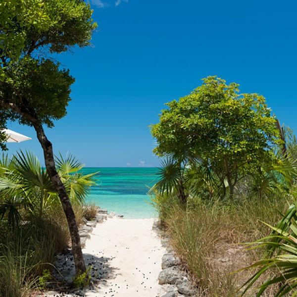 Hotel Como Parrot Cay en Providenciales en el viaje combinado Nueva York Caribe