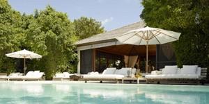 Hotel 5 estrellas Como Parrot Cay en Providenciales para luna de miel