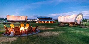 Conestoga Ranch Glamping Resort Estados Unidos