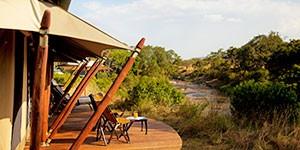 Campamento safari Sand River Masai Mara