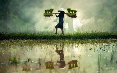 Toñi, la mujer que sobrevivió al monzón