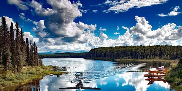 Talkeetna en Alaska