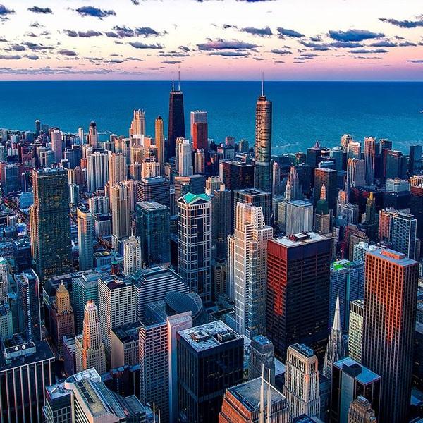 Viaje a Chicago en la costa este EEUU