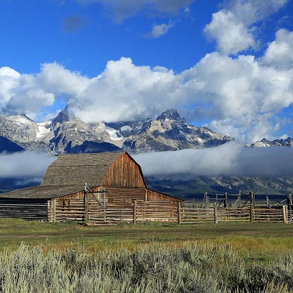 Parque Nacional Grand Teton Estados Unidos