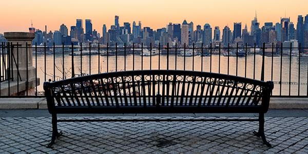 Escenarios de película en Nueva York