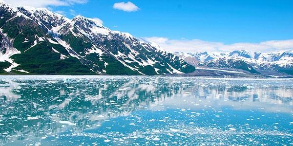 Atravesamos Alaska en tren rumbo al glaciar Spencer