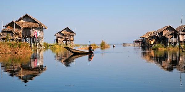 Lago Inle, parada imprescindible en los viajes a Myanmar