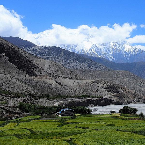 Viaje a Nepal con trekking valle de Pokhara