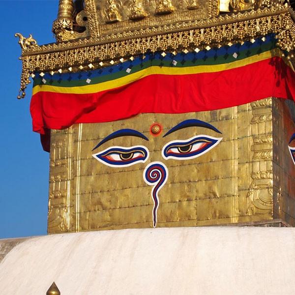 Katmand, fin del viaje a norte de India y Nepal