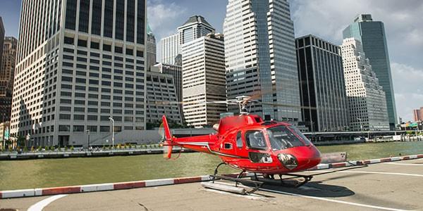 Sobrevuelo de Nueva York en helicóptero