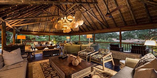 Sabi Sabi Lodge en el Parque Kruger