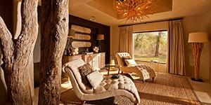 Hotel de lujo Sabi Sabi Bush Lodge Safari Sudáfrica