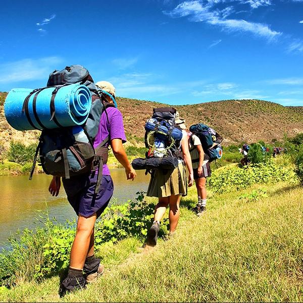Viajes en familia a Sudáfrica con senderismo en Ruta Jardín