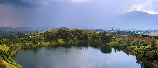 Fort Portal y las montañas Rwenzori