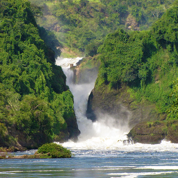 Safari en el Parque Nacional Murchison Falls