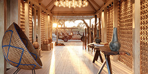 Belmond Savute Elephant Camp Safari lujo Botsuana