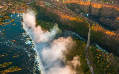 Botsuana y Cataratas Victoria en avioneta