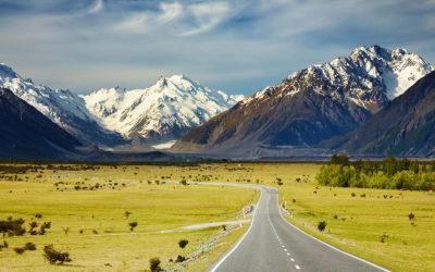 Fly and drive Nueva Zelanda