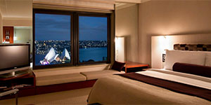 Luxury Hotel Intercontinental Sydney