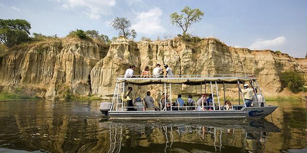 Navegación por el río Nilo