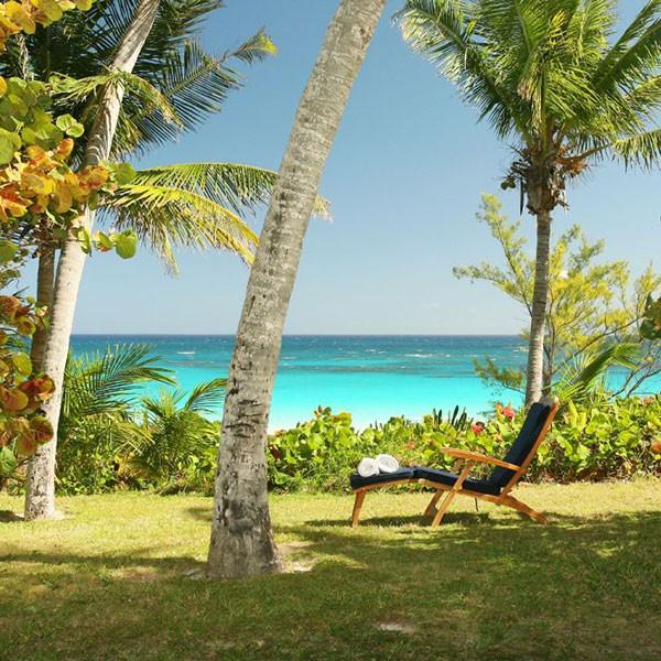 Alojamiento en Pink Sands Resort en el viaje de novios Nueva York y Bahamas