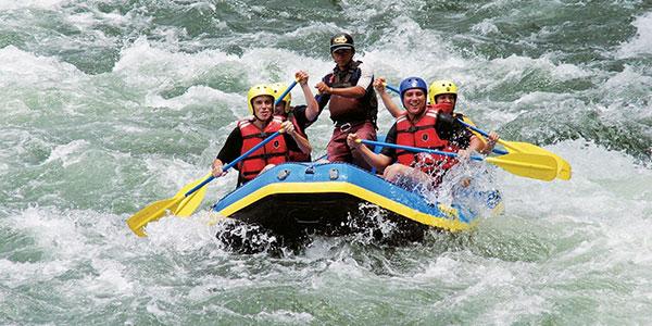 Rafting en Snake River Jackson Hole