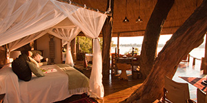 Tongabezi Luxury Lodge Victoria Falls Safari de lujo