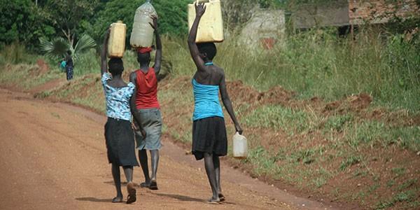 Pueblos en uganda