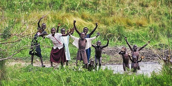 Tribus tradicionales en Uganda