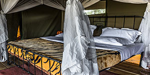 Ang'ata Serengueti Camp alojamiento glamping