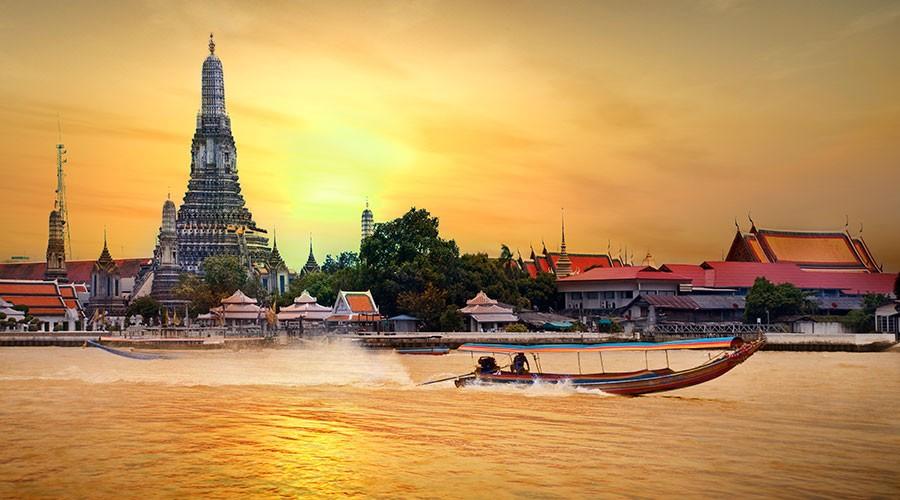 Chao Praya, Bangkok
