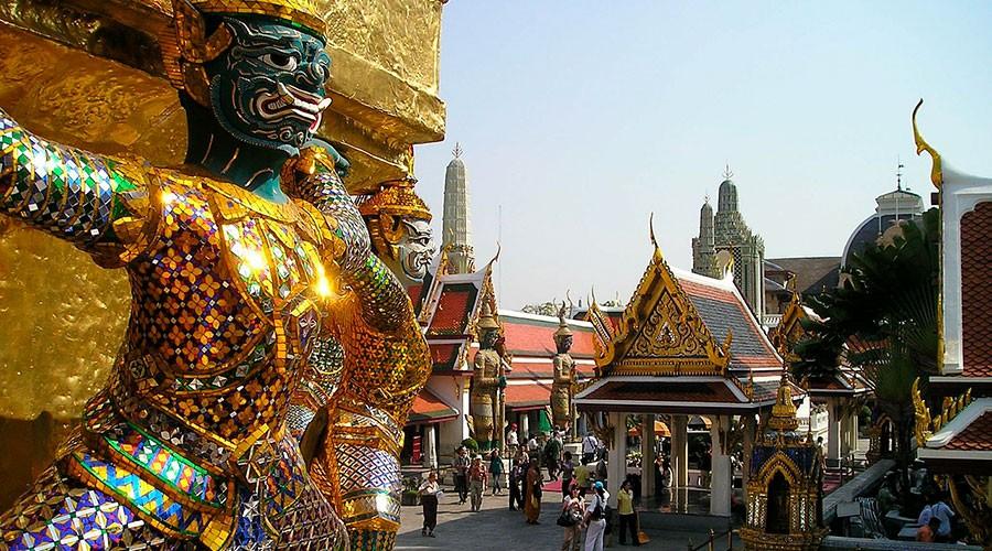 Ver el Gran Palacio en Bangkok en 3 días