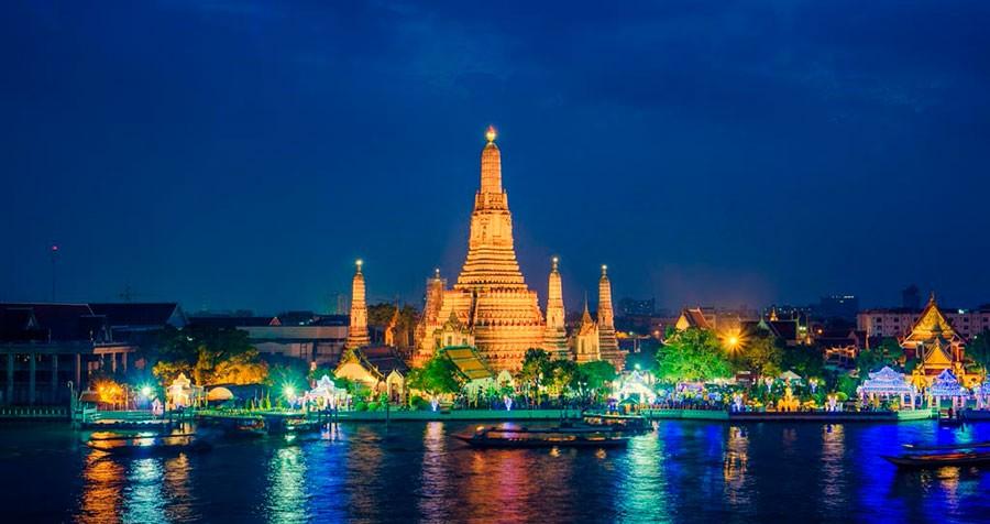 Bangkok en 3 días: el Riverside
