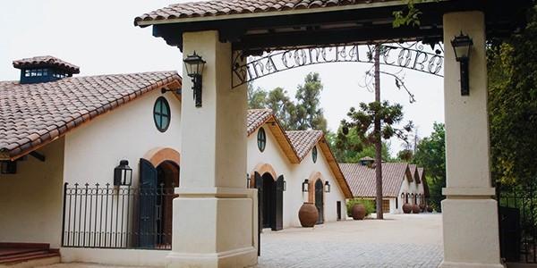 Visita a la Viña Concha y Toro