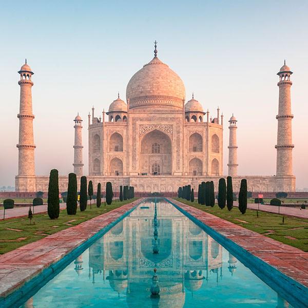 Palacio Taj Mahal, Agra