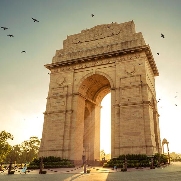 Delhi, inicio del viaje a norte de India y Nepal