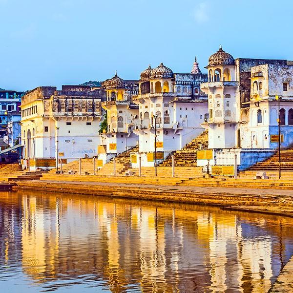 Visita a Pushkar en el viaje a Rajasthan