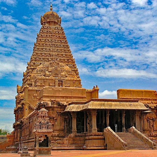 Templo de Brihadisvara en Tanjore