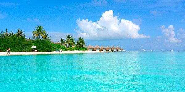 Combinado con Maldivas para viaje de novios